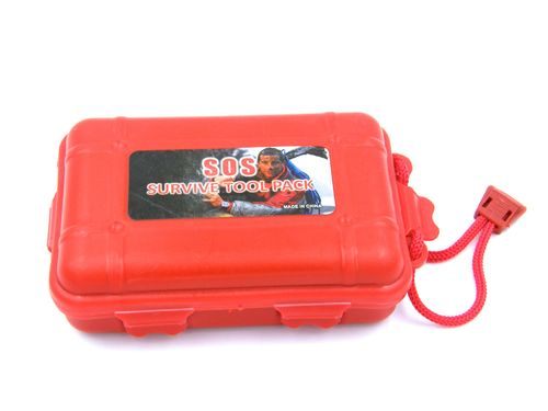 Outdoor Emergency Equipment S.O.S.